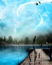 Free Art_Nature.jpg phone wallpaper by pinkrose2