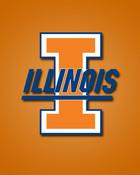 Big 10 Illinois Fighting Illini iphone.jpg wallpaper 1