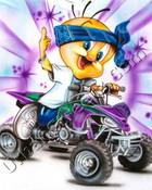Gangster Tweety