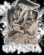 Gangsta Bugs Bunny wallpaper 1