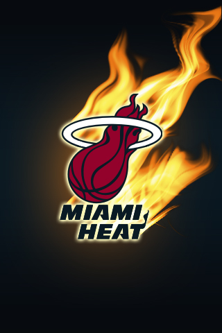 Free NBA Miami Heat iphone2.jpg phone wallpaper by chucksta