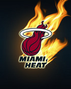 NBA Miami Heat iphone2.jpg wallpaper 1