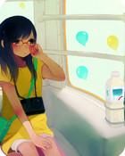 Anime girl wallpaper 1