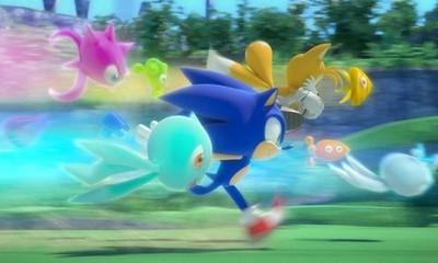 Free Sonic Colors phone wallpaper by iluvsonikku