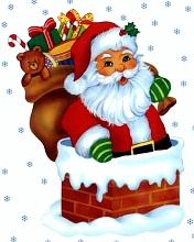 Free Santa 02 phone wallpaper by iamlal2
