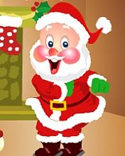 Free Santa Claus phone wallpaper by iamlal2