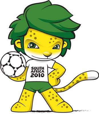 Free Zakumi: Official World Cup 2010 pet phone wallpaper by gennymzg1012