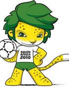 Zakumi: Official World Cup 2010 pet wallpaper 1