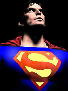 Free superman character logo.jpg phone wallpaper by liljohnny50
