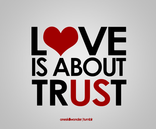 Free love is about trust.jpg phone wallpaper by jomohampshire