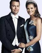 Princess Victoria & Prince Daniel