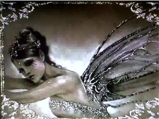 Free glitter angel.jpg phone wallpaper by ihaventaclue