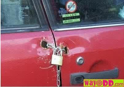 Free funny-ghetto-car-lock.jpg phone wallpaper by jonnybravo