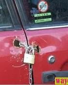 funny-ghetto-car-lock.jpg wallpaper 1
