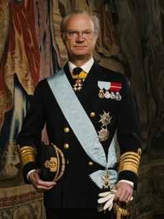 Free King Carl XVI Gustaf of Sweden phone wallpaper by rex_66