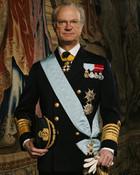 King Carl XVI Gustaf of Sweden wallpaper 1