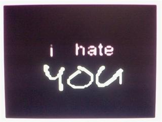 Free hate u.jpg phone wallpaper by ihaventaclue