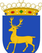 Coat of Arms of Aland Islands wallpaper 1