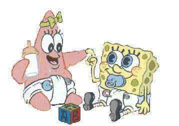 Free spongebob & patrick.jpg phone wallpaper by shawtylow