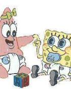 spongebob & patrick.jpg wallpaper 1
