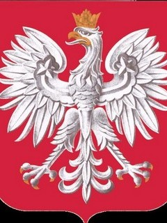 Free Coat of arms of Poland phone wallpaper by rex_66