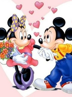 Free Disney-Mickey-and-Minnie-Mouse-wallpapers-2010.JPG phone wallpaper by ringtonesl
