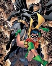 Free batman&robin phone wallpaper by bsl71