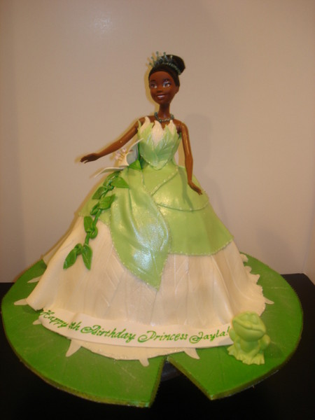 Free Princess and the Frog Cake.jpg phone wallpaper by chavely57