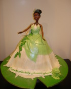 Princess and the Frog Cake.jpg wallpaper 1