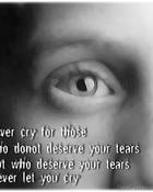 love, tears