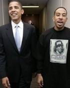 Ludacris & Barack Obama