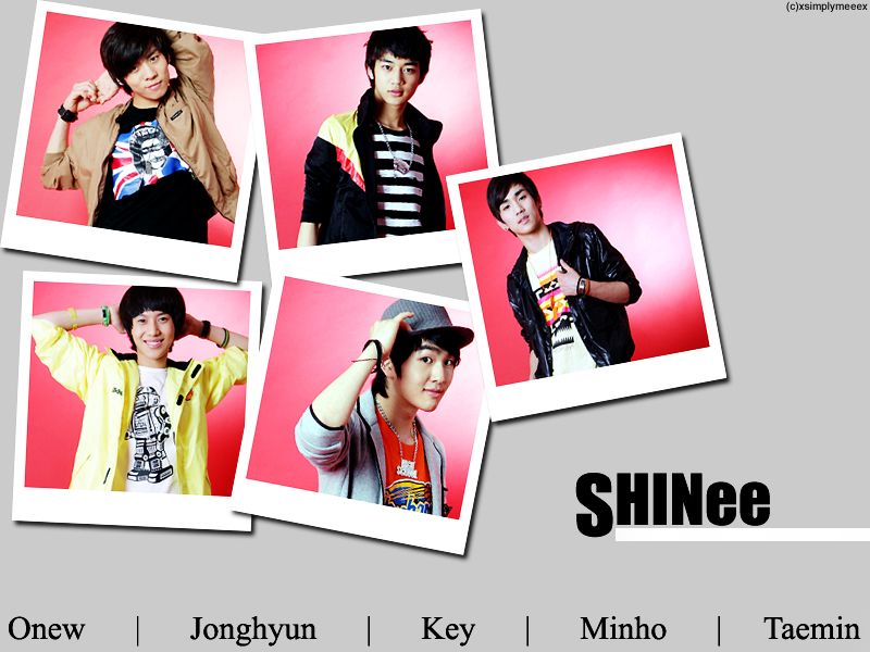 Free SHINee-Wallpapaer phone wallpaper by candie10