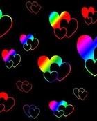 rainbow heartz.jpg wallpaper 1