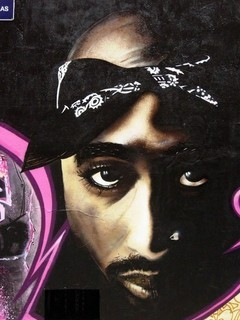 Free Tupac Shakur phone wallpaper by kathyv714