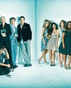 Glee Cast.jpg wallpaper 1