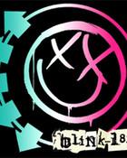 Blink 182 (old logo)