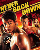 never backdown