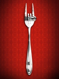 Free Rock On Fork.jpg phone wallpaper by whytchocolate30