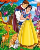 Snow White and Prince.jpg wallpaper 1
