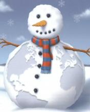 Free Snowman World.jpg phone wallpaper by greyhat