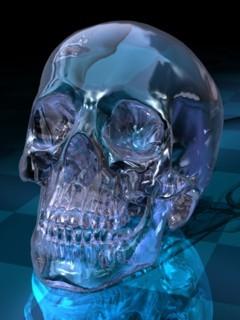 Free Crystal skull.jpg phone wallpaper by whytchocolate30