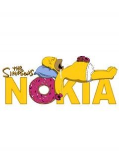 Free Simpsons Nokia.jpg phone wallpaper by whytchocolate30