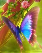 Soft butterfly.jpg wallpaper 1