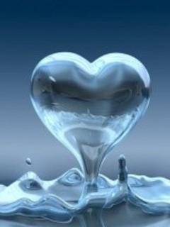 Free Heart Drop.jpg phone wallpaper by srose18