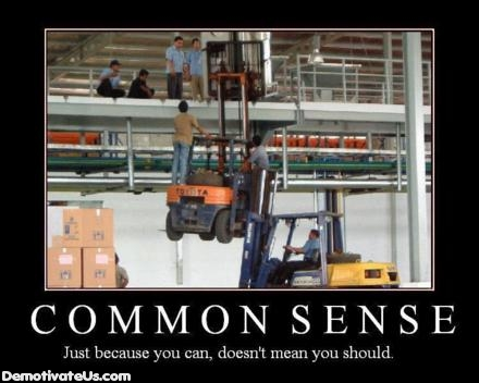 Free common-sense-demotivational-poster.jpg phone wallpaper by sexy_boy