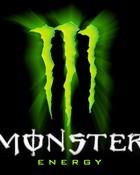 Monster Logo wallpaper 1