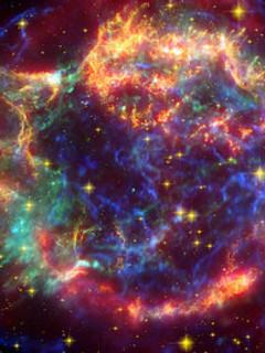 Free Nebula phone wallpaper by jubilant_jenny