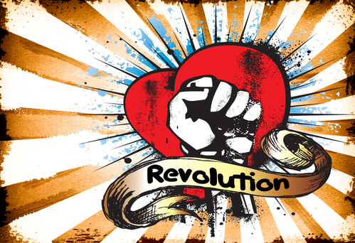 Free revolution phone wallpaper by sexy_boy