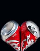 Coca-Cola Heart