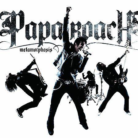 Free Papa Roach - Metamorphosis phone wallpaper by odonmusic